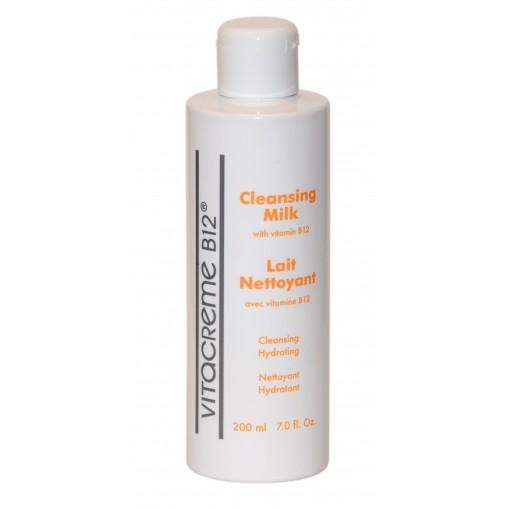VITACREME B12 - Lait nettoyant doux visage